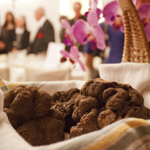 repas aux truffes près de Marseille